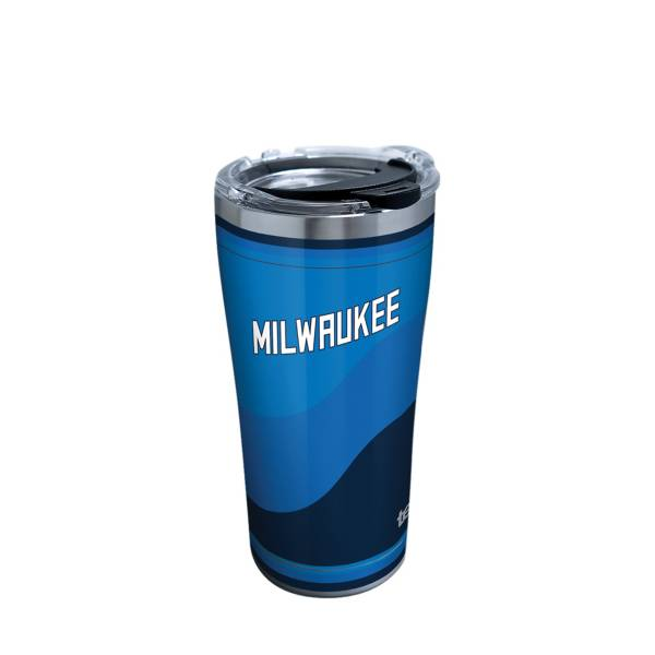 Tervis 2020-21 City Edition Milwaukee Bucks 20oz. Stainless Steel Tumbler product image