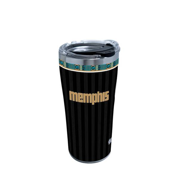 Tervis 2020-21 City Edition Memphis Grizzlies 20oz. Stainless Steel Tumbler product image