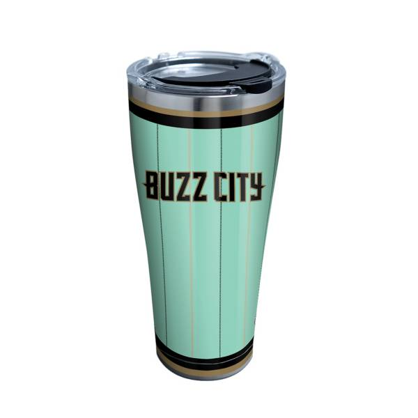 Tervis 2020-21 City Edition Charlotte Hornets 30oz. Stainless Steel Tumbler product image