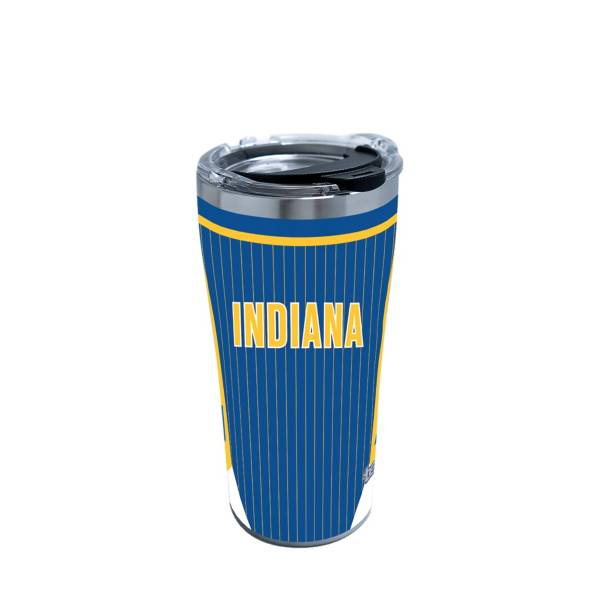 Tervis 2020-21 City Edition Indiana Pacers 20oz. Stainless Steel Tumbler product image