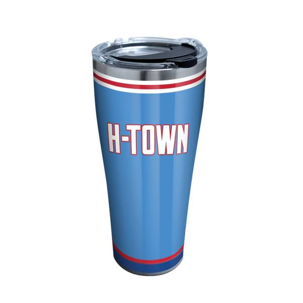 Tervis 2020-21 City Edition Houston Rockets 30oz. Stainless Steel Tumbler product image