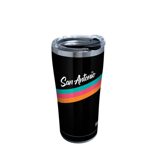 Tervis 2020-21 City Edition San Antonio Spurs 20oz. Stainless Steel Tumbler product image