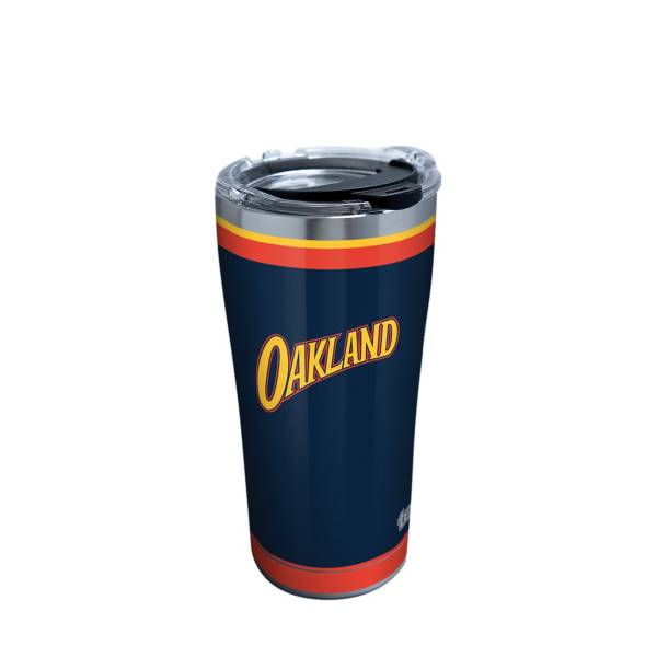 Tervis 2020-21 City Edition Golden State Warriors 20oz. Stainless Steel Tumbler product image
