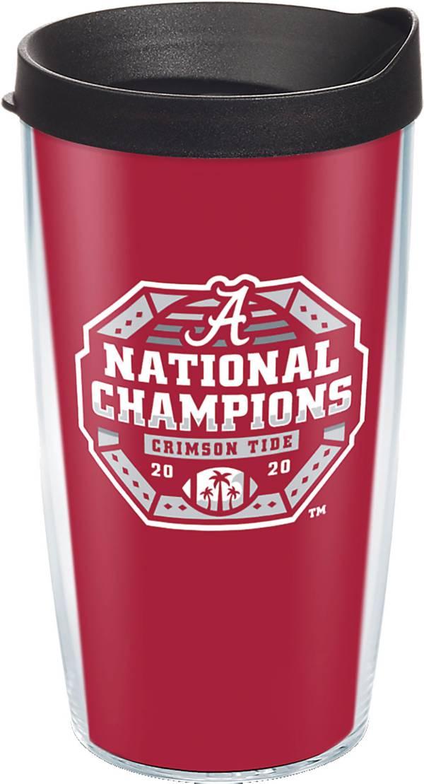 Tervis 2020 National Champions Alabama Crimson Tide 16 oz. Tumbler product image