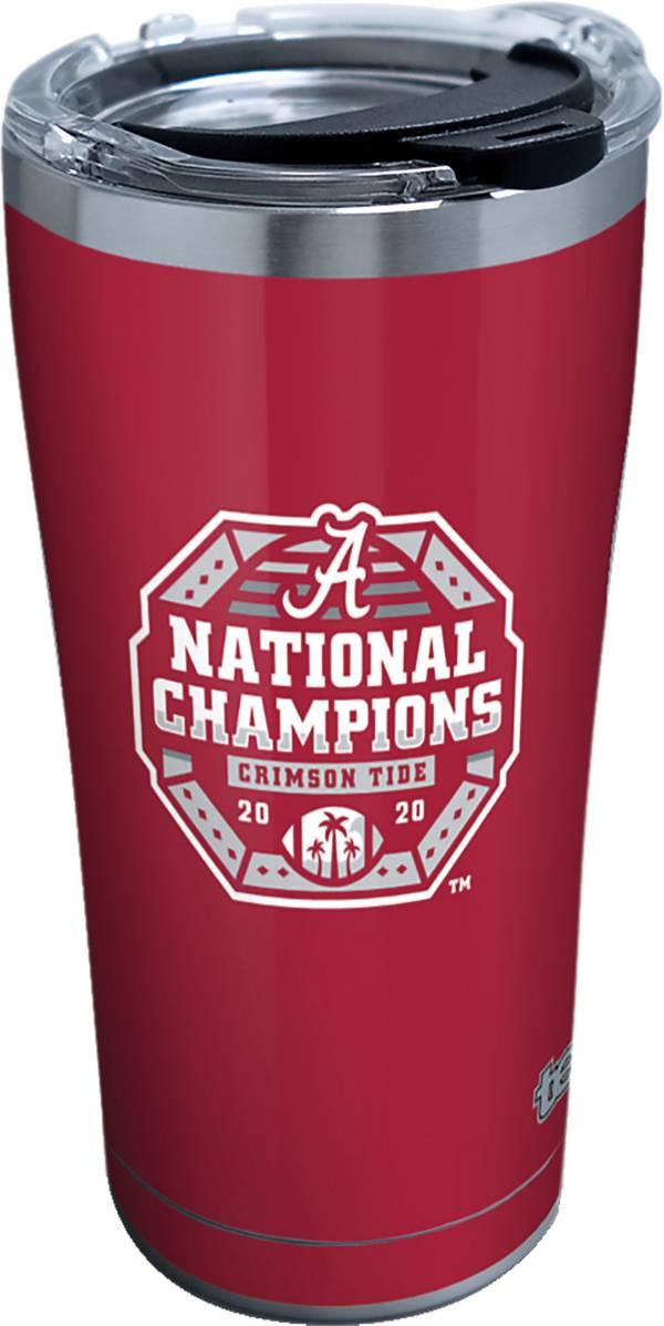 Tervis 2020 National Champions Alabama Crimson Tide 20 oz. Tumbler product image