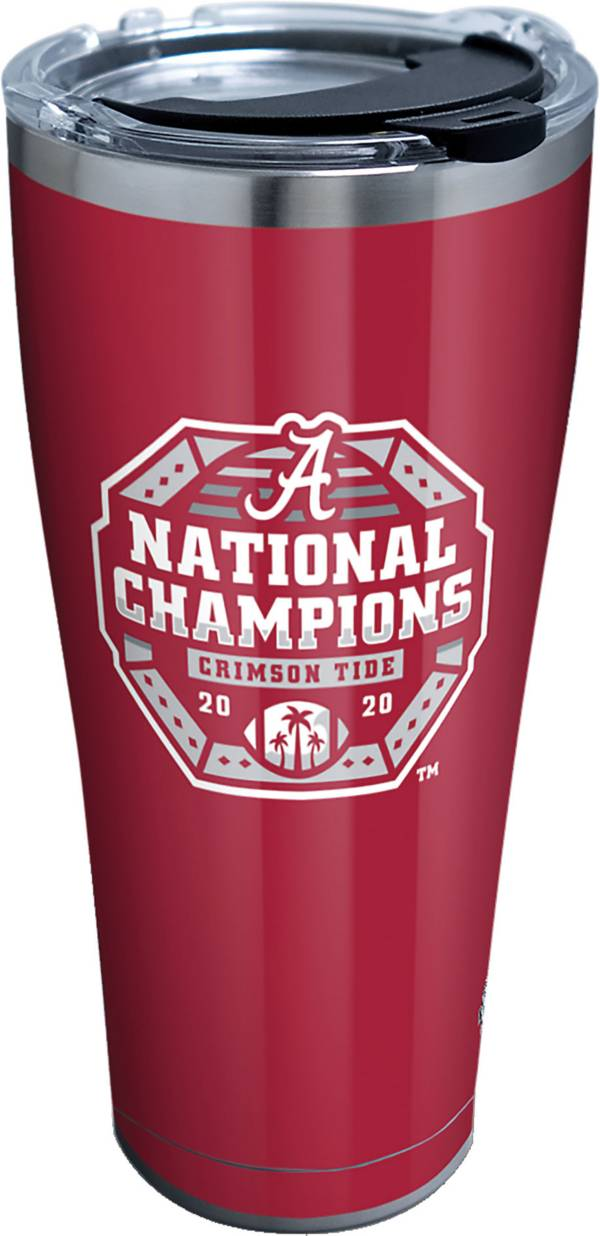 Tervis 2020 National Champions Alabama Crimson Tide 30 oz. Tumbler product image