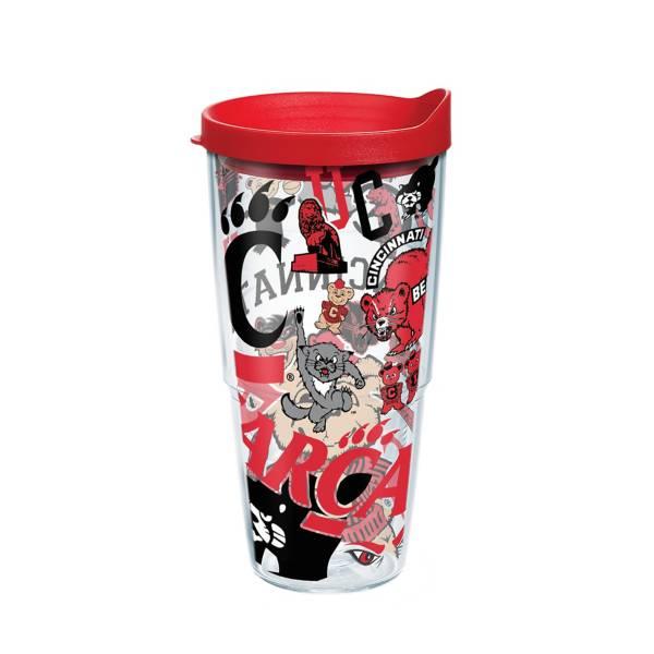 Tervis Cincinnati Bearcats  24 oz. All Over Tumbler product image