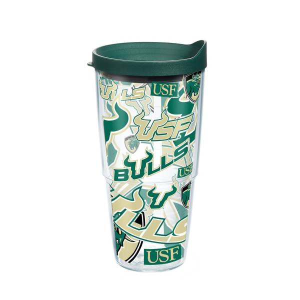 Tervis South Florida Bulls  24 oz. All Over Tumbler product image