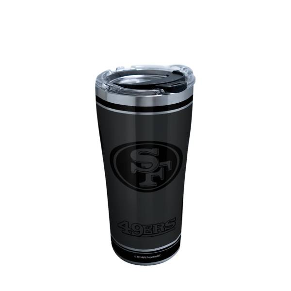 Tervis San Francisco 49ers 20 oz. Blackout Tumbler product image