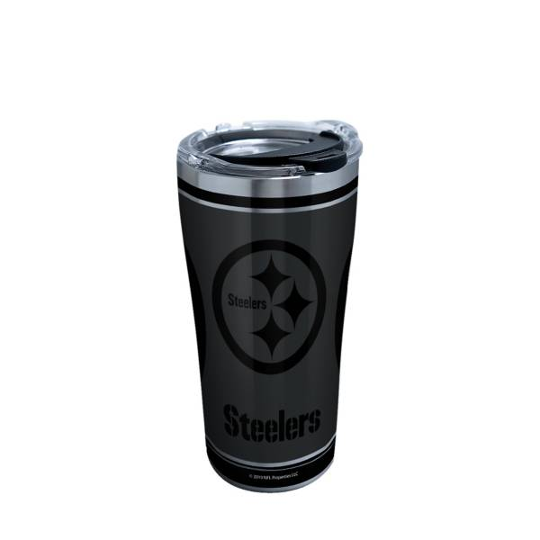 Tervis Pittsburgh Steelers 20 oz. Blackout Tumbler product image