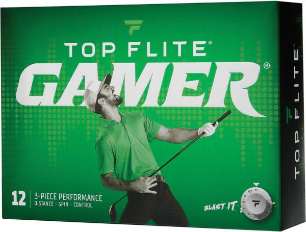 Top Flite 2020 Gamer Personalized Golf Balls product image