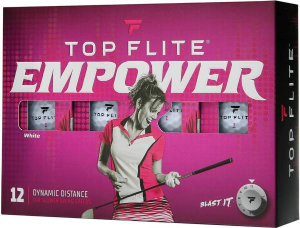 Top Flite Women's 2020 EMPOWER Personalized Golf Balls product image