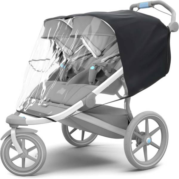 Thule Double Stroller Rain Cover product image