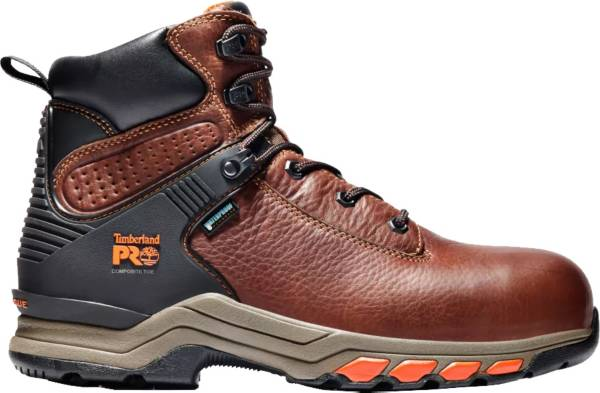 Timberland Men's Hypercharge 6'' Composite Toe Waterproof Work Boots product image
