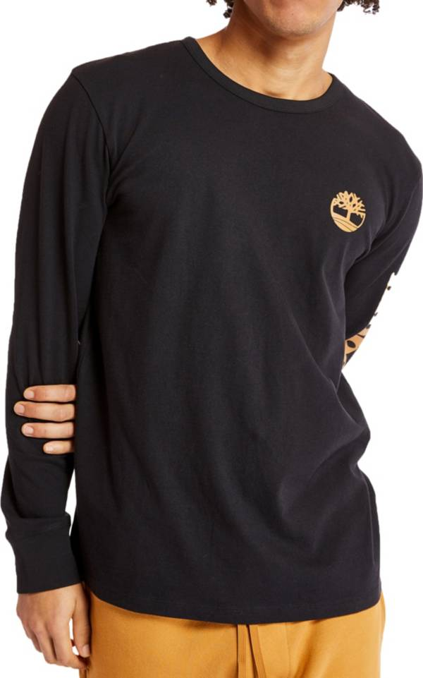 Timberland Men's Core Tree Logo Long Sleeve T-Shirt product image