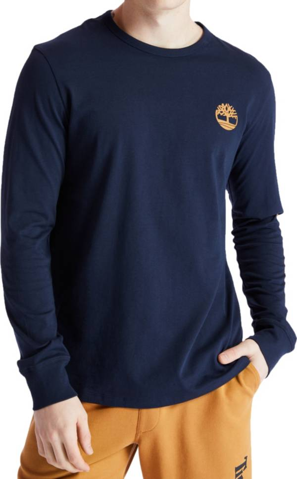 Timberland Men's Core Tree Logo Long Sleeve T-Shirt product image