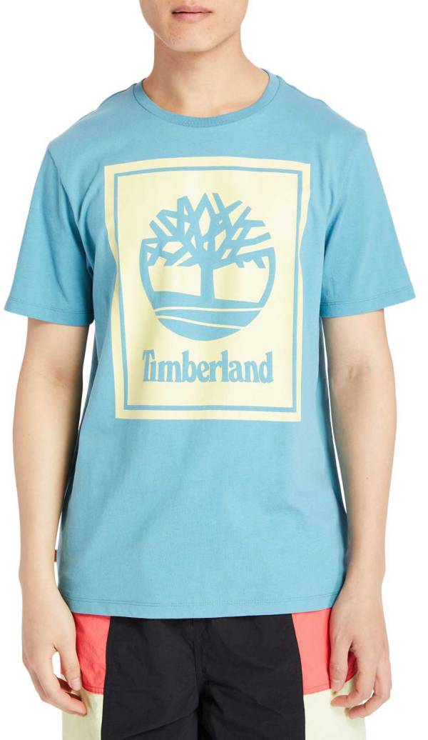 Timberland Men's Stack Logo T-Shirt product image