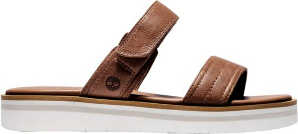 Timberland Women's Adley Shore Leather Slide Sandals product image