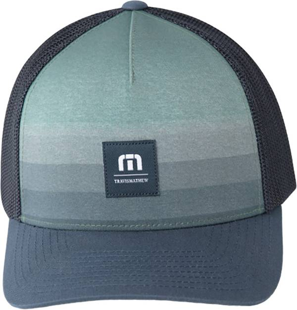 TravisMatthew Men's Blue Lagoon Golf Hat product image