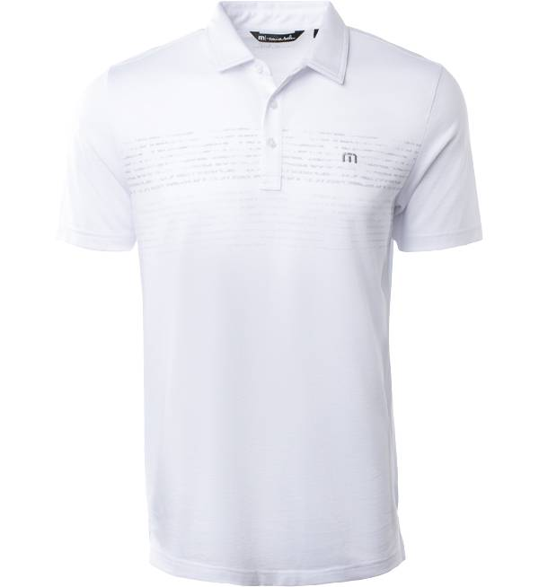 TravisMathew Men's Balmy Breeze Short Sleeve Golf Polo product image