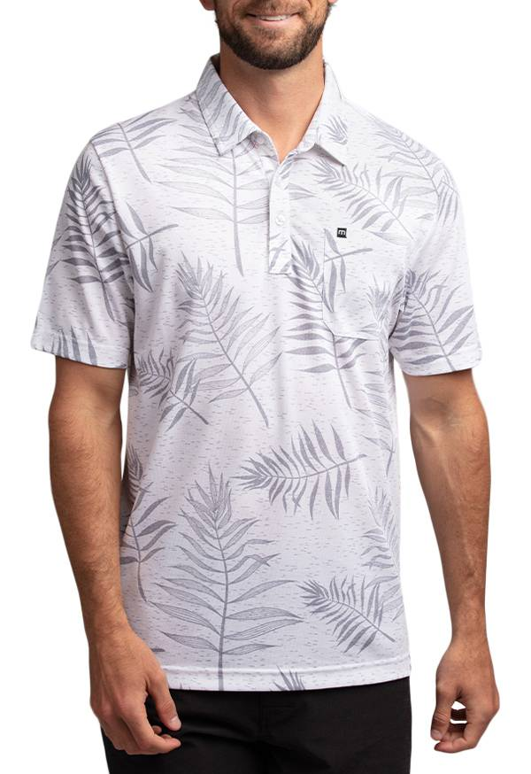 TravisMathew Men's Broken Arrow Golf Polo product image