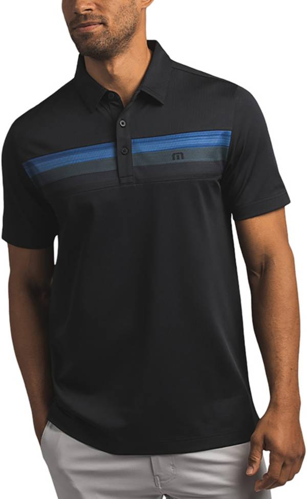 TravisMathew Men's Climbing Wall Golf Polo product image