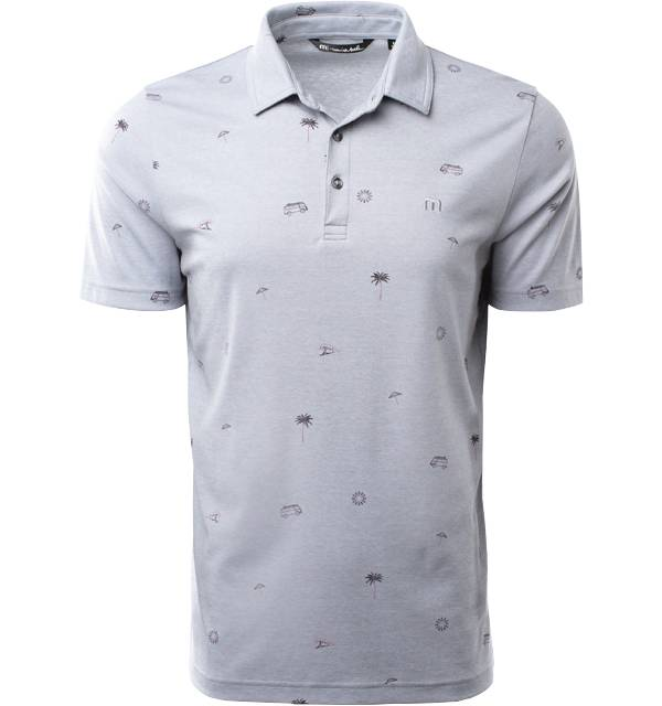 TravisMathew Men's Drive Down Golf Polo product image