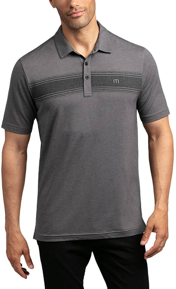 TravisMathew Men's Faster On Fire Golf Polo product image