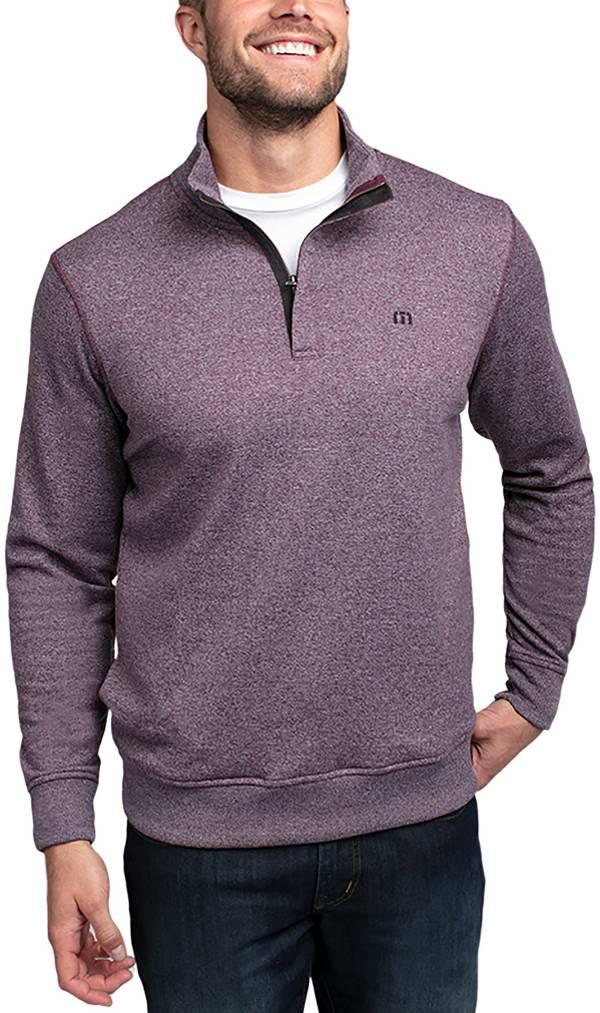 TravisMathew Men's Hideaway ¼ Zip Golf Pullover product image