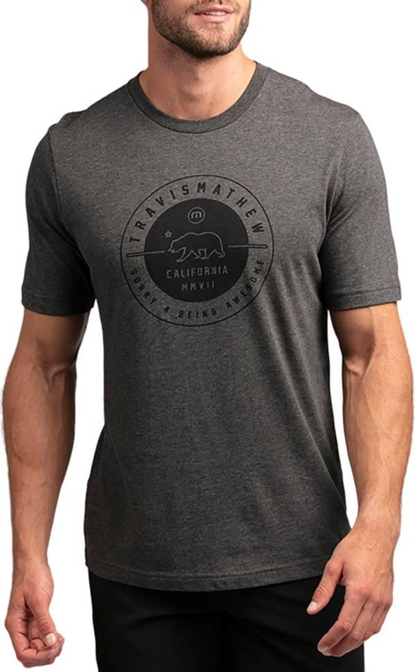 TravisMathew Men's Half Dome T-Shirt product image
