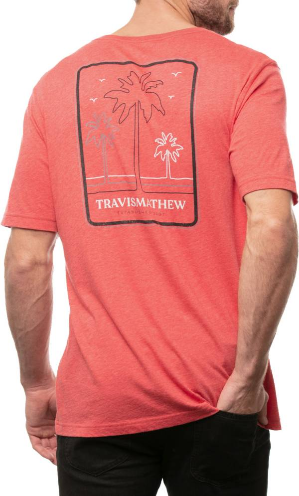 TravisMathew Men's Honeymoon Suite Golf T-Shirt product image