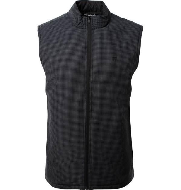 TravisMathew Men's Keep It Up Full Zip Golf Vest product image