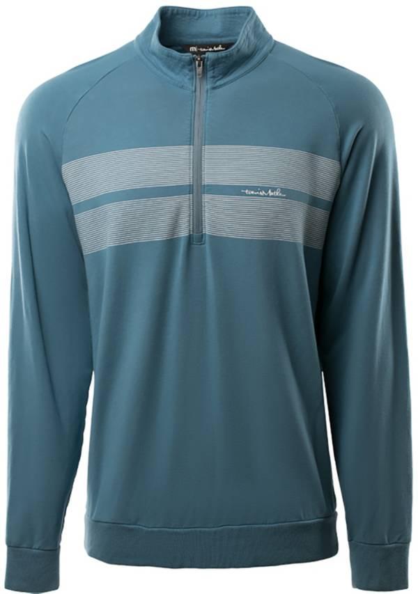 TravisMathew Men's Keep It Reel ½ Zip Golf Pullover product image