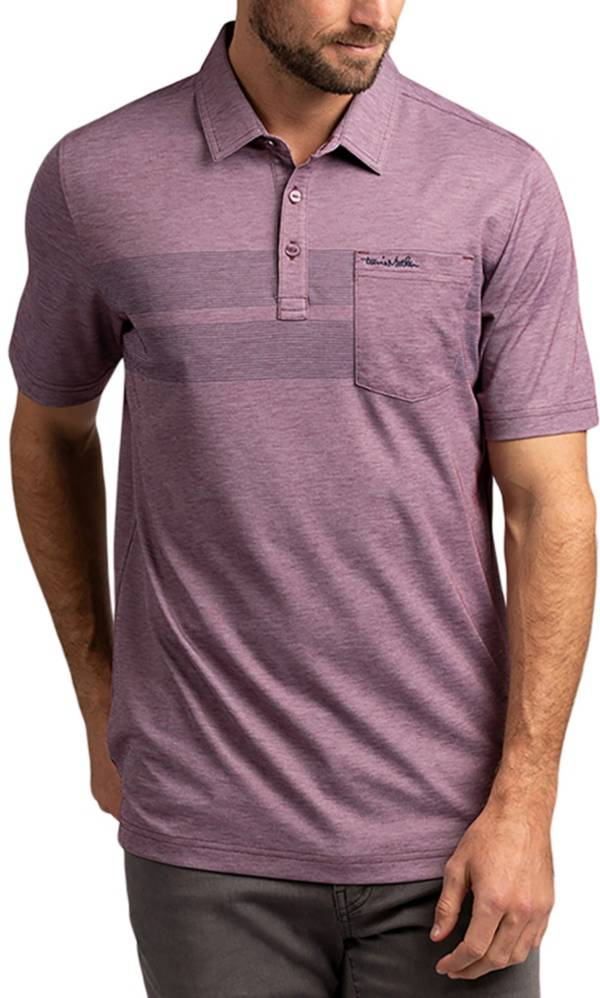 TravisMathew Men's Lindquist Beach Golf Polo product image