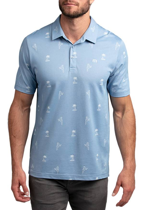 TravisMathew Men's Loose Screws Golf Polo product image