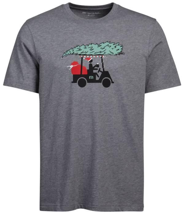 TravisMathew Mens Naughty or Nice Short Sleeve T-Shirt product image