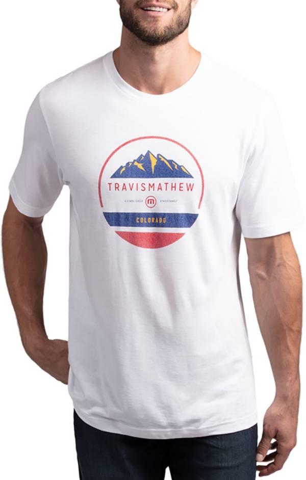 TravisMathews Men's Peak Your Interest T-Shirt product image