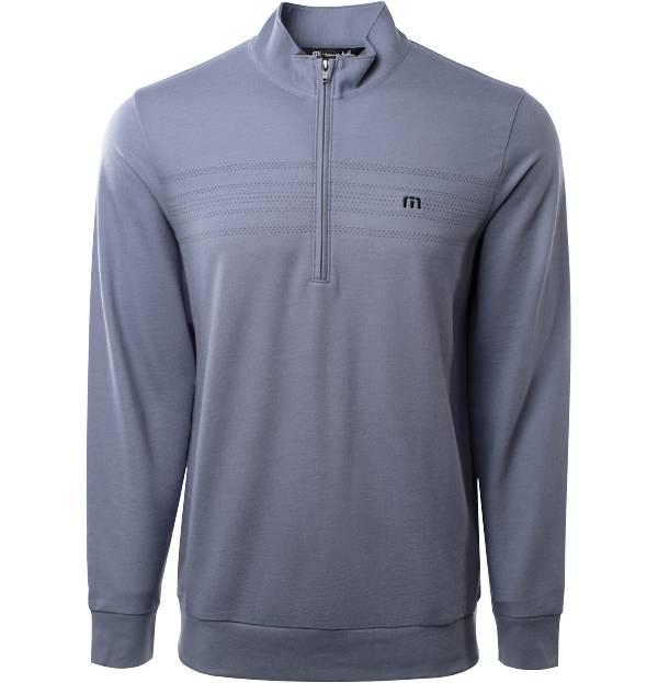 TravisMathew Men's Palm Reader 1/4 Zip Golf Pulllover product image