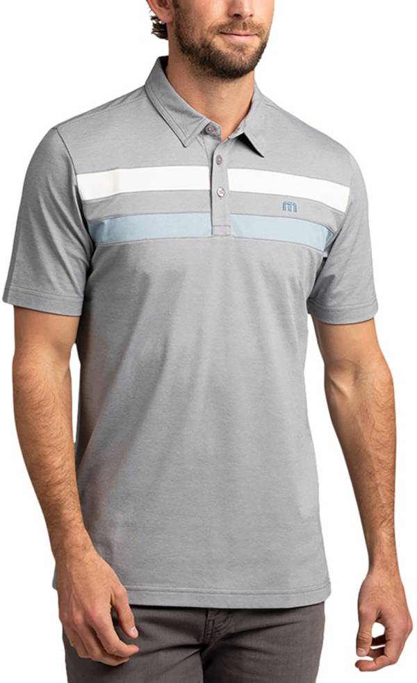 TravisMathew Men's Postcard Home Golf Polo product image