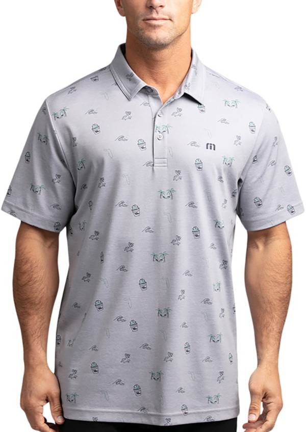 TravisMathew Men's Airboat Golf Polo product image