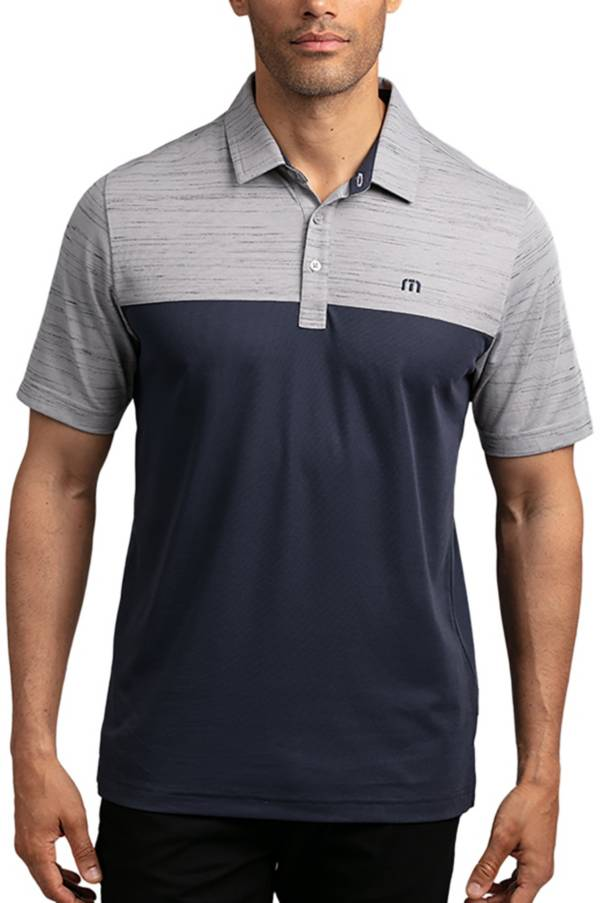 TravisMathew Men's School for Ants Golf Polo product image