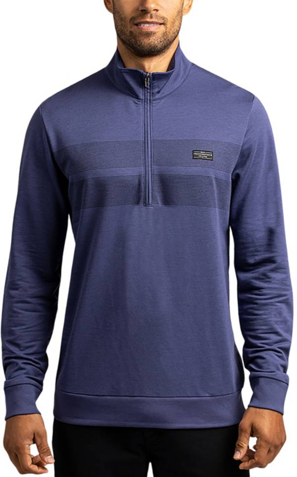 TravisMathew Men's Sundial ½ Zip Golf Pullover product image