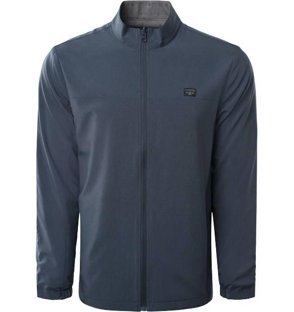 TravisMathew Men's Tee Box Reversible Golf Jacket product image