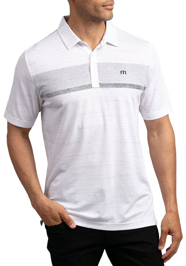 TravisMathew Men's There Are Rules Golf Polo product image