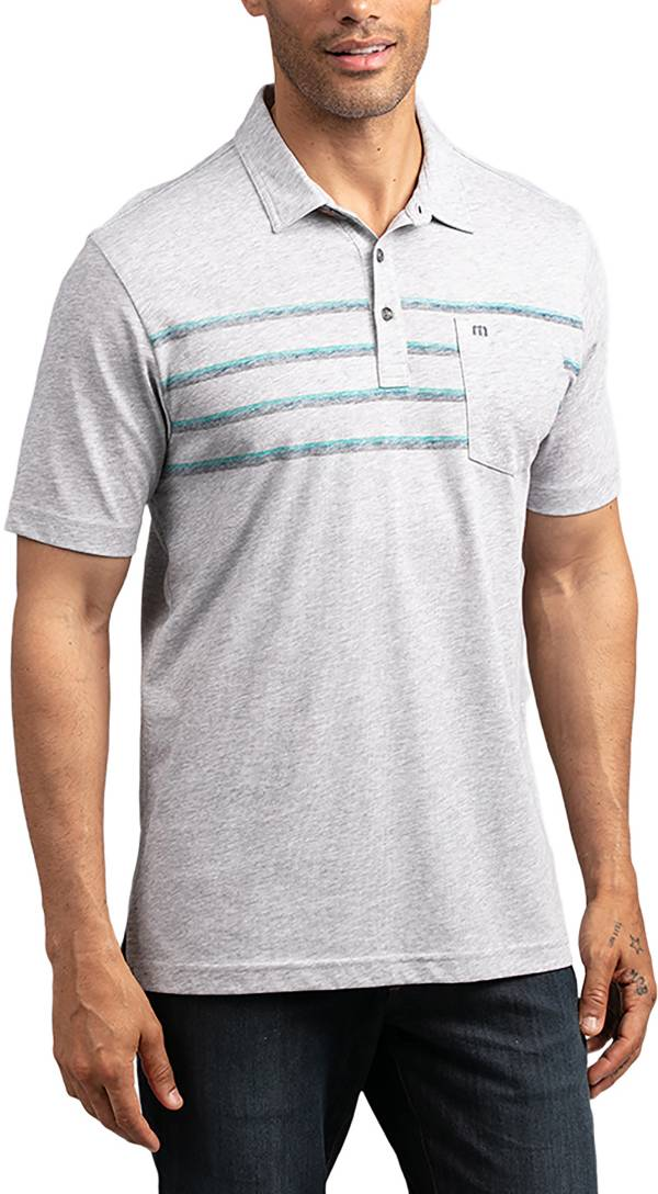 TravisMathew Men's Overboard Golf Polo product image