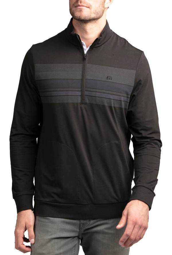 TravisMatthew Men's Wow 1/2 Zip Golf Pullover product image