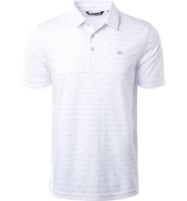 TravisMathew Men's Exclusive Invite Short Sleeve Golf Polo product image