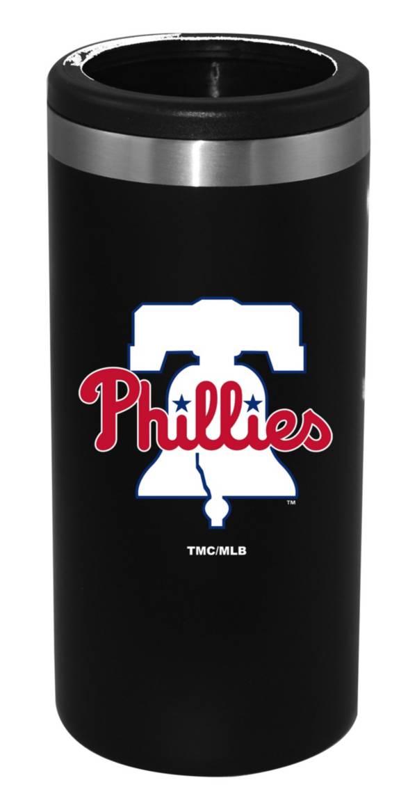 The Memory Company Philadelphia Phillies 12oz Slim Can Koozie product image