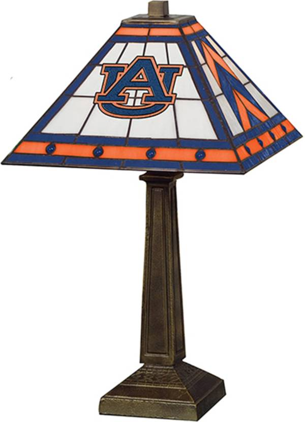 Memory Company Auburn Tigers Tiffany Table Lamp product image