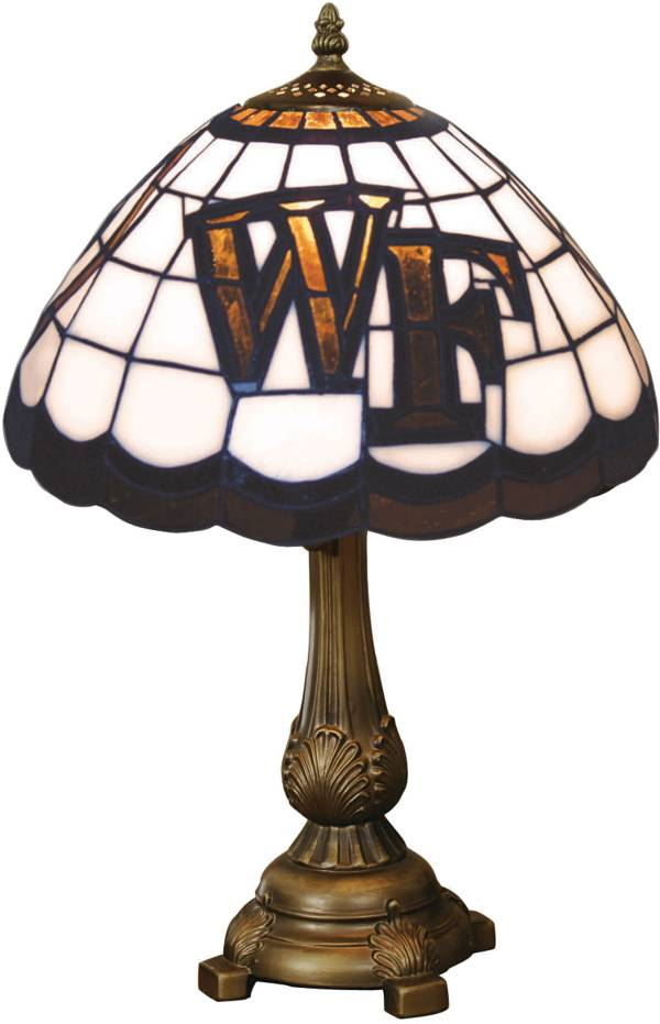 Memory Company Wake Forest Demon Deacons Tiffany Table Lamp product image
